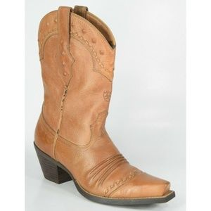Ariat Women's Brown Western Riding Cowgirl Boots